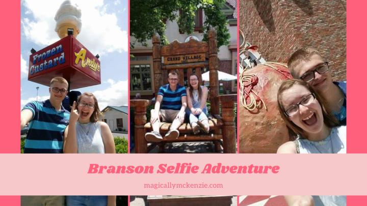 Branson Selfie Adventure