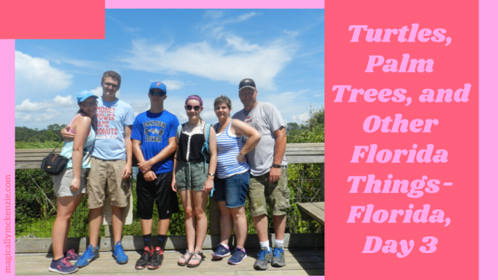 Turtles, Palm Trees, and Other Florida Things- Florida, Day 3