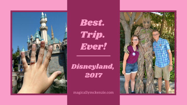 BEST. TRIP. EVER! Disneyland, 2017