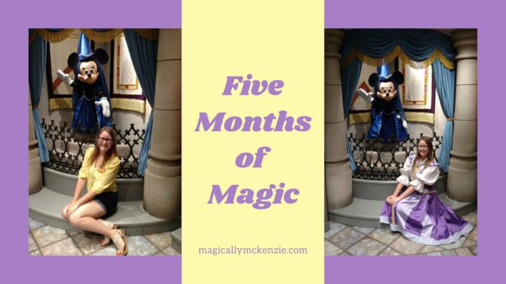 Five Months ofMagic