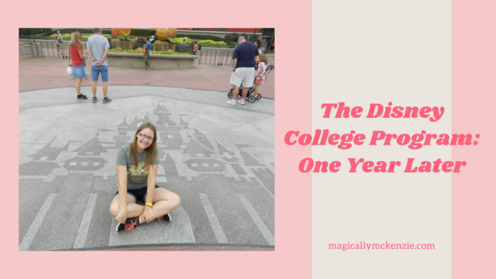 The Disney College Program: One Year Later