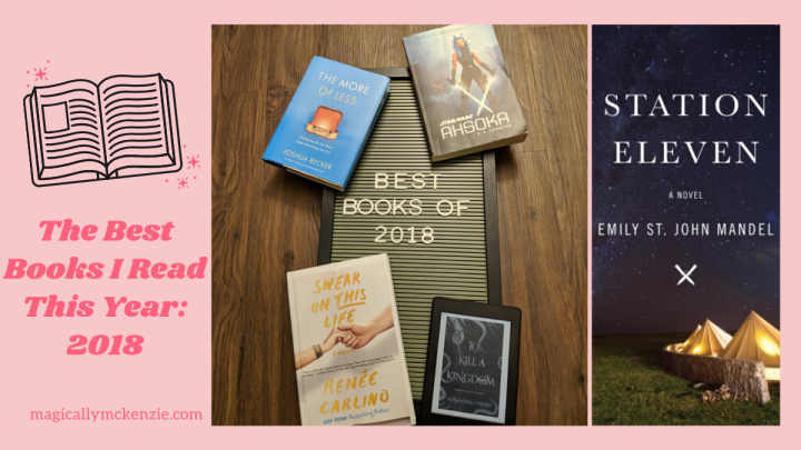 The Best Books I Read This Year: 2018