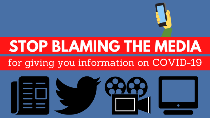 Stop Blaming the Media: Opinions on the Coverage of Covid-19 from a CommunicationMajor