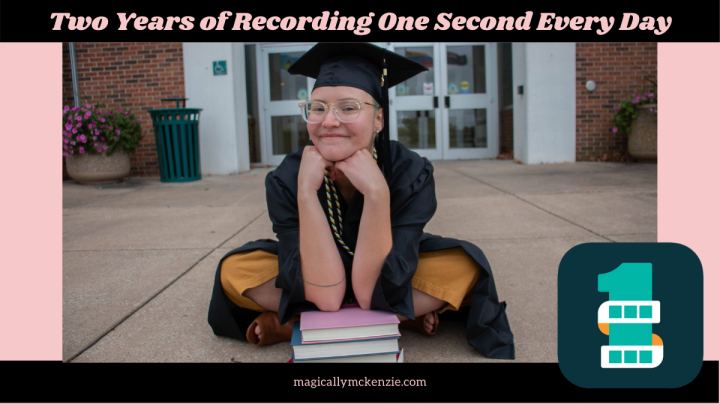 Two Years of Recording One Second Every Day